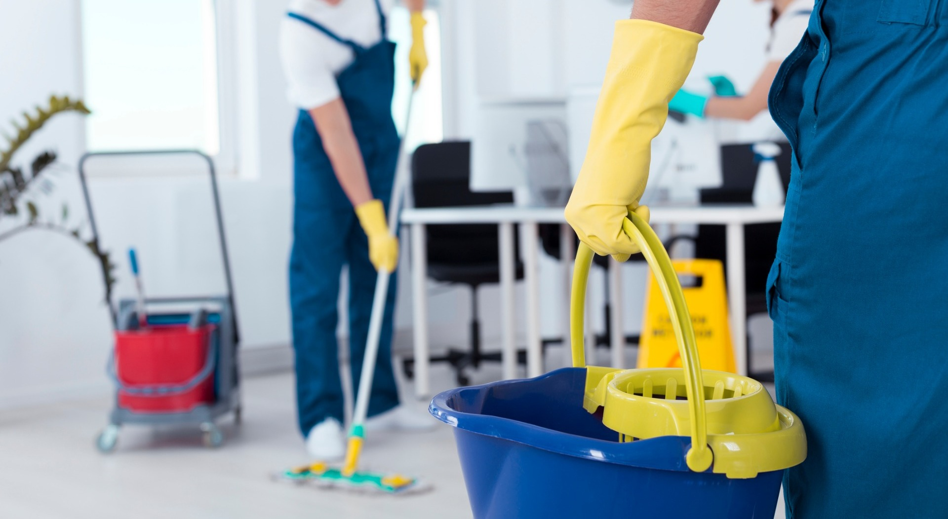 Synergy Cleaning | Domestic & Commercial Cleaning Services
